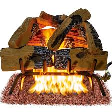 natural gas propane fireplace