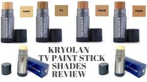 professional make up tv paint stick