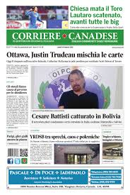 Corriere Canadese - 14 Gennaio 2019 Pages 1 - 16 - Text Version ...