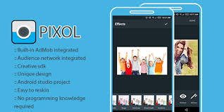 free nulled pixol powerful photo editor