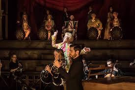 Adam Gillen as Wolfgang Mozart in... - National Theatre   Facebook
