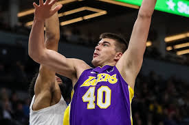 Lakers Rumors: Ivica Zubac's Contract Becomes Fully Guaranteed For ...