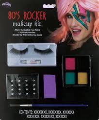 makeup kit eyelashes gems rockstar