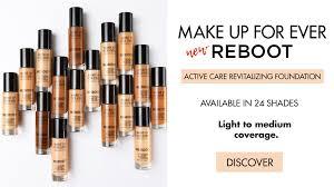 make up for ever professional make up