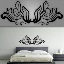 Peel And Stick Bedroom Wall Decal Above Bed For Adults Stencils Art A Uk Master Childrens Ideas Vamosrayos
