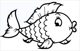 Tổng hợp các bức tranh tô màu con cá đẹp - byhien