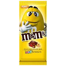 minis milk chocolate candy bar peanut