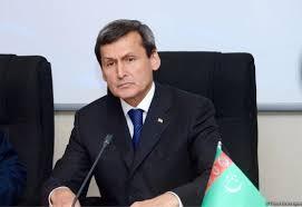 Глава МИДа Туркменистана принял послов Центрально-Азиатских стран ...