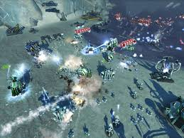 supreme commander wallpapers video