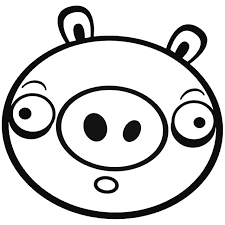 Angry Pig Jdm Car Decal Sticker
