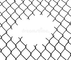 Fence Broken Stock Illustrations 577 Fence Broken Stock Illustrations Vectors Clipart Dreamstime