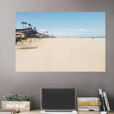 Beach Volleyball Ocean California Wall Decals Peel Stick Re Movable Wall Art Zapwalls