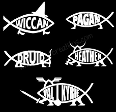 Add Some Awesome To Your Vehicle With One Of These Adorable Stickers Available In Wiccan Druid Pagan Heathen Valky Wiccan Quotes Car Decals Vinyl Pagan