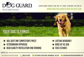 Underground Electric Fence Installation In Northern Virginia Instructions Northern Virginia Dog Training Blog
