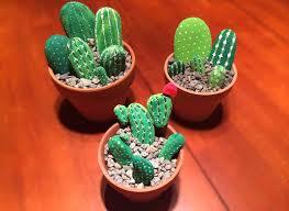 diy rock cactus gardens for your patio