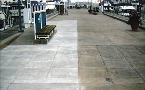 acid etching garage floor coatings prep