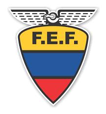 Ecuador Federacion Ecuatoriana De Futbol Die Cut Decal