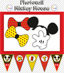 Cumpleanos De La Fiesta De Minnie Mouse Mickey Mouse Minnie Mouse