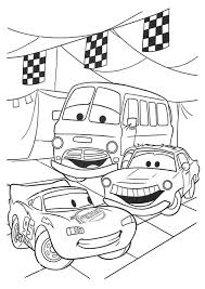 Kleurplaat Cars Gratis Kleurplaten Om Te Printen