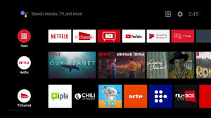 TCL Android TV - Apps - YouTube