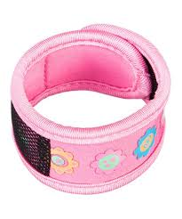 Z Fence Pink Floral Mosquito Repellent Wristband Refills Best Price And Reviews Zulily