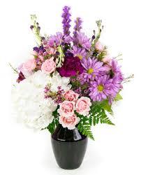 purple passion strange s florists