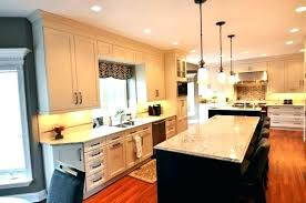 kitchen cabinets to the ceiling inch