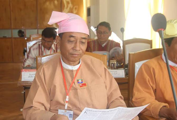 "Image result for CM Pu Salai Lian Luai"""