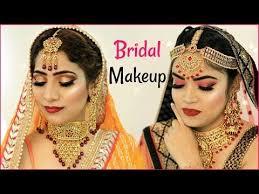 indian bridal makeup challenge