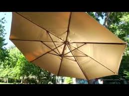 garden treasures patio umbrella reviews