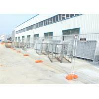 Heavy Duty Temporary Barricade Fence Builders Security Fencing Panels Toptemporaryfenc Com