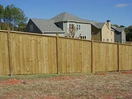 Treated Pine Capped Dogear Dado Posts Wood Builtwell Fences Fence Panels Fence Pickets Garage Design