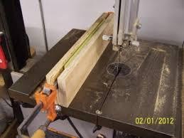 Homemade Bandsaw Fence Homemadetools Net