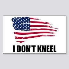 I Stand For The National Anthem Stickers Cafepress