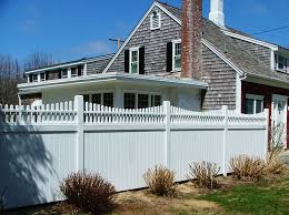 Eastham Board Fence Cape Cod Fence Company