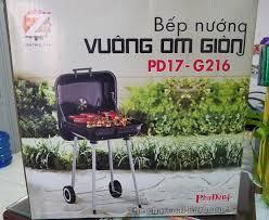Bếp nướng than hoa phù đổng PDD17-G216