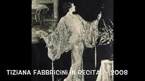 Tiziana Fabbricini in Alessandria - Parte Seconda - YouTube