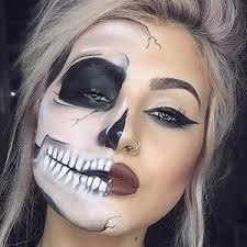 16 pretty halloween makeup ideas that