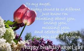 beautiful happy birthday in heaven wishes my happy birthday wishes