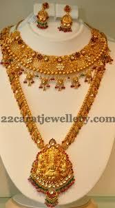 south indian antique sets in 22k gold