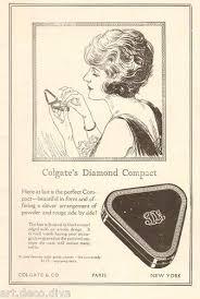 1920s colgate diamond pact vine