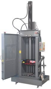 recycling balers vertical