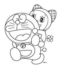 Hình tô màu doremon cho bé 4 tuổi giúp các em có khả năng sáng tạo ...