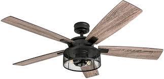 hunter exeter led ceiling fan wattulbs