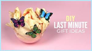 5 easy last minute diy gift ideas