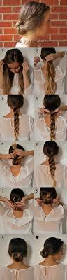 تسريحات الشعر الطويل 15 تسريحة سريعة وسهلة للشعر الطويل بالصور كيف