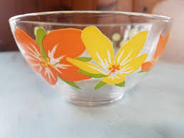 fl glass bowl arc france