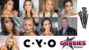 the gossies 2019 best celebrity makeup