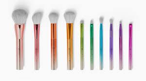 bh cosmetics new 10 piece rainbow