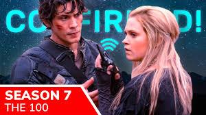 The 100 Season 7 renewed for early 2020. Netflix release date – Summer 2020  - YouTube